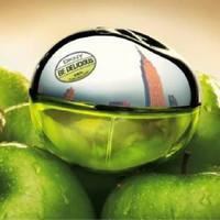 Parfum Ori DKNY Be Delicious Green Apple EDP 100 Ml ~ No Box