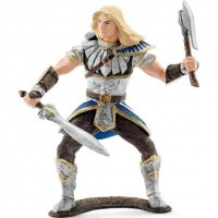 Action figure schleich Eldrador - Dragons Griffin Knight Berserk