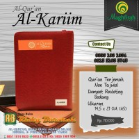 Al Quran Al Kariim Terjemah Resleting A5