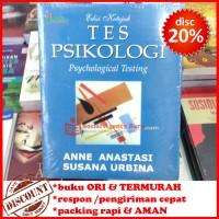 Tes Psikologi (Edisi 7) - Anne Anastasi