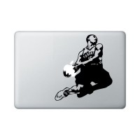 "Apple Macbook 13"" Decal - Terrence Ross Dunk"