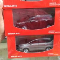 Diecast Miniatur Mobil Toyota Inova Terbaru 2016