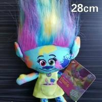 Boneka Import HARPER Trolls Hasbro Poppy Kado Hadiah Ulang Tahun
