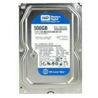 HARDDISK 3,5 500GB SATA PC / HARDISK HDD KOMPUTER 500 GB BEKAS GARANSI