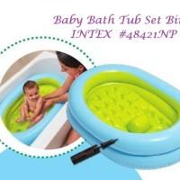 Jual Intex Baby Bath Tub Bak Mandi Bayi + Pompa 48421 Murah