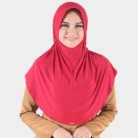 Zoya Kerudung Instan Hijab Cantik - Bergo Husna Casual
