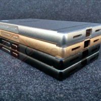 Lenovo P70 P 70 Aluminium Metal Case Acrylic Cover hard casing bumper