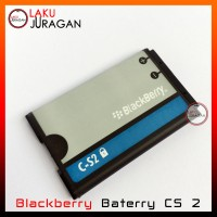 Baterai Blackberry CS2 Curve 9330 Kepler Original Battery Batre BB OEM