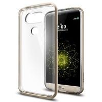 Spigen Neo Hybrid Crystal LG G5 - G5 SE - CHAMPAGNE GOLD