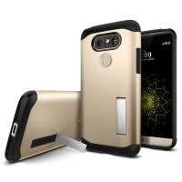 Spigen Slim Armor case for LG -G5(Champagne Gold)