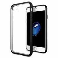 """Spigen Ultra Hybrid Case For iphone 7 (4.7"""")-Black"""