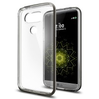 Spigen Neo Hybrid Crystal LG G5 - G5 SE GUN METAL