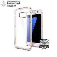 Spigen Crystal Shell for Samsung Galaxy S7-ROSE GOLD