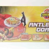 Jual Mainan Gasing Beyblade Tor Blade Antler Goat Box Besar Murah Meriah Murah