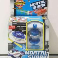 Jual Mainan Gasing Beyblade Tor Blade Mortal Shark Seru Murah Meriah Murah