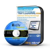 Software Billing Hotspot (Paket Software Saja Tanpa Mikrotik )
