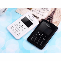 BEST Royalstar Mobile Phone HP Mini terkecil Creditcard nokia iphone X