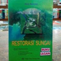 BUKU ORI RESTORASI SUNGAI,Agus Maryono,UGM Press,bl