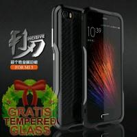 Jual Luphie Incisive Series Alumunium Metal Bumper Case Xiaomi Mi5 Mi 5 Murah