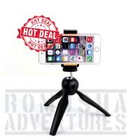 harga Mini Tripod 108 Selfie Portable For Phone Dslr Camera Action Cam Tokopedia.com
