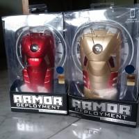 Jual Case armor iron man untuk iphone 5/5s Murah