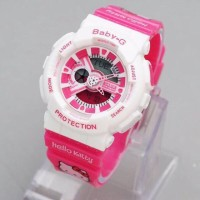 Jam Tangan Anak / ABG Baby-G / G-Shock Hello Kitty