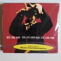 CD AARON KWOK FU CHEN 1995 IMPORTED HONG KONG