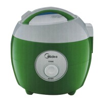 Midea MRM-2001 G/B Rice Cooker 3IN1 New