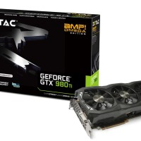 Jual ZOTAC GTX 980TI AMP OMEGA 6GB DDR5 Murah