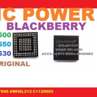 IC POWER BB 9500 (STORM 1) (PM7540) /BB 9550/BB 9530 ORI (700604)