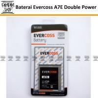 Baterai Cross Evercoss A7E Original Double Power| Batre Batrai A7 E