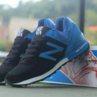 new balance man 574 black blue