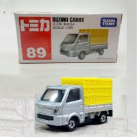 Suzuki Carry no 89 Tomica reguler takara tomy