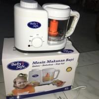 BLENDER PEMBUAT MAKANAN BAYI FOOD MAKER BAYI BABY SAFE ALAT YANG BAGUS