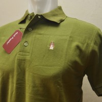 Jual Hush Puppies Polo Shirt - Green Murah