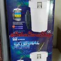 Sunsun External Filter 602B