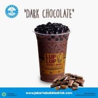 Dark Chocolate - Bubuk Minuman Coklat - Jakarta Bubble Drink