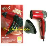 Hairdryer MINI WIGO W-350 Pengering Rambut Hair Dryer Blow Blower
