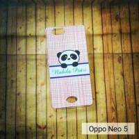 OPPO NEO 5 CASE CUSTOM HP