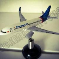 Pesawat Per Sriwijaya Air (Hiasan Dashboard Mobil)