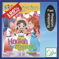 Buku Cerita Novel Anak Komik KKPK Next G Hadiah Dari Teman