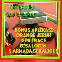 Gps Tracker Mobil GT06N lacak sadap spy alarm grosir