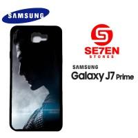 Casing HP Samsung J7 Prime Batman V Superman wallpaper Custom Hardcase