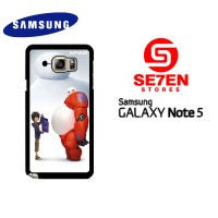 Casing HP Samsung Galaxy Note 5 Big Hero 6 HD Custom Hardcase Cover