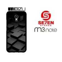 Casing HP MEIZU M3 NOTE 3D Box Custom Hardcase Cover