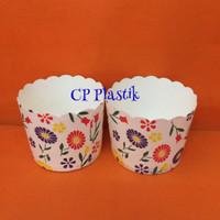 Cup Kertas Muffin (isi +/- 50 pcs)