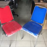 Kursi Susun Chitose Caesar N (Warna Merah dan Biru)