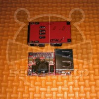 6-24V 12V/24V to 5V USB2.0 DC-DC Buck Converter Step Down Power Module