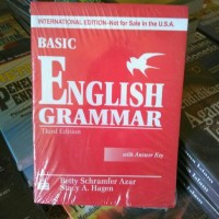 BASIC ENGLISH GRAMMAR 3 EDITION - BETTY AZAR