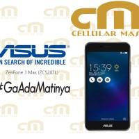 Asus Zenfone 3 Max ZC520TL INTERNAL 32GB RAM 2GB GARANSI RESMI